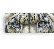 Eye-Catching Snow Leopard Canvas Print