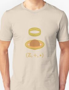 Know Your Rings Unisex T-Shirt