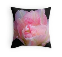 The Art Of A Simple Flower Throw Pillow