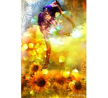 Leap of Faith Photographic Print