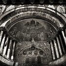 Threshold - St Mark's Basilica, Venice by Luke Griffin