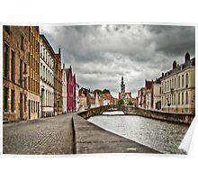 Bruges Poster