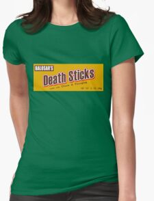 Death Duds Womens Fitted T-Shirt