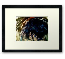 Flux The Beast Framed Print