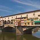 Ponte de Vecchio, Florence 2 by Alanqpr