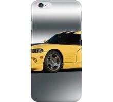 2001 Dodge Viper GTS VS1 iPhone Case/Skin