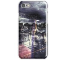At the Sound of Night  iPhone Case/Skin