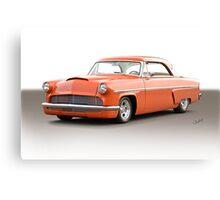 1954 Mercury Custom Hardtop II Canvas Print