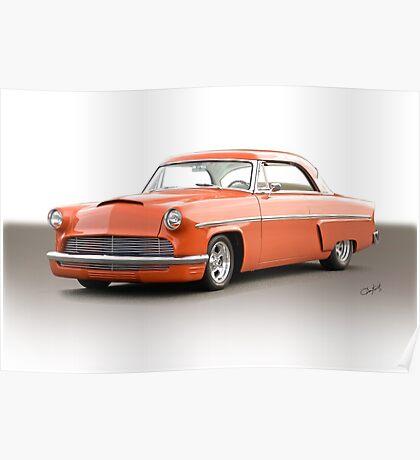 1954 Mercury Custom Hardtop II Poster