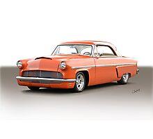 1954 Mercury Custom Hardtop II Photographic Print