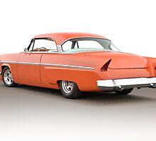1954 Mercury Custom Hardtop I by DaveKoontz