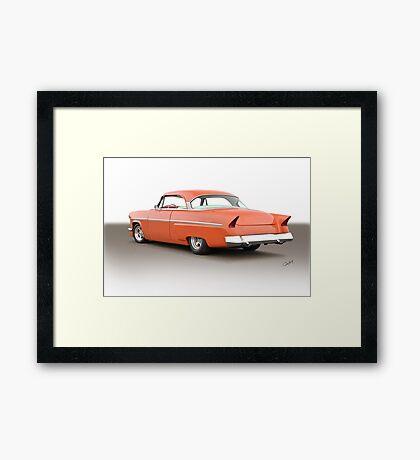 1954 Mercury Custom Hardtop I Framed Print