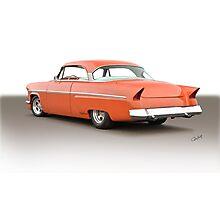 1954 Mercury Custom Hardtop I Photographic Print