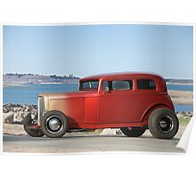 1932 Ford Victoria III Poster