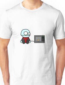 Monty Microwaves Unisex T-Shirt