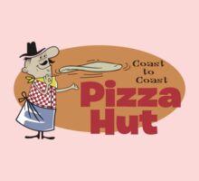 Pizza Pete Vintage Kids Clothes