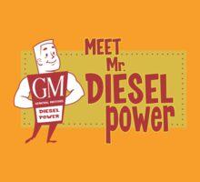Mr. Diesel Power Vintage by vintagesports