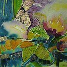 AMAZONIAN ABSTRACT by Marilia Martin