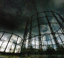 Gas Towers by BattleRock