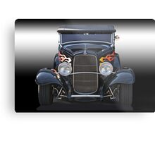 1932 Ford 'Traditional' Hot Rod Metal Print