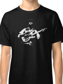 Dark Guitarist Classic T-Shirt