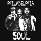 The O'Jays by Soul-Tshirts