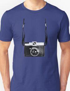 Vintage Camera Diana Plastic Toy Lomo 120 Film Unisex T-Shirt