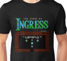 The agent of Ingress Unisex T-Shirt