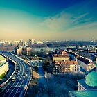 Warsaw City - Route EW by Plrang GFX