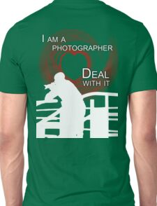 I am Photographer Unisex T-Shirt
