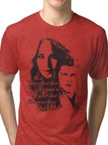 K & C Tri-blend T-Shirt