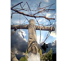 Glory & Praise Photographic Print