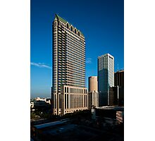 Regions and Bank of America Photographic Print