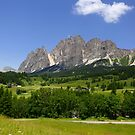 Pomagagnon from Cortina d'Ampezzo  by annalisa bianchetti