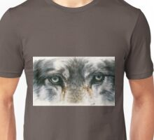 Eye-Catching Wolf Unisex T-Shirt