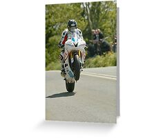 Isle of Man TT 2011 Greeting Card