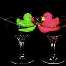 'Fluffy Duck' Cocktails  by waxyfrog