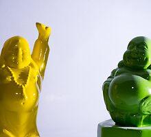 Buddhas by joeymeuser