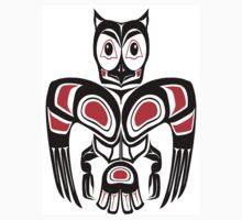 Native Owl by Bobby Alipanahi