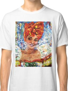 The lady from old Havana 3 Classic T-Shirt