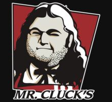 Mr. Cluck's Fried Chicken Baby Tee