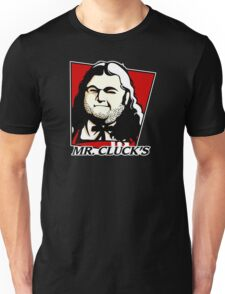 Mr. Cluck's Fried Chicken Unisex T-Shirt