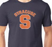 Syracuse S - v5 Unisex T-Shirt