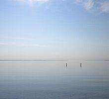 Lake Huron Morning by marybedy