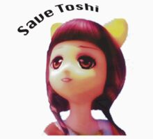 Save Toshi by Typos Included