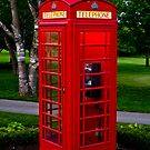 Phone Booth by Tim Ray