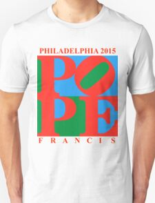 Love Park Pope T-Shirt