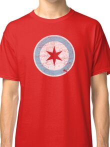 Vintage Chicago Star Classic T-Shirt