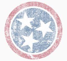 Vintage Tennessee Stars Kids Tee