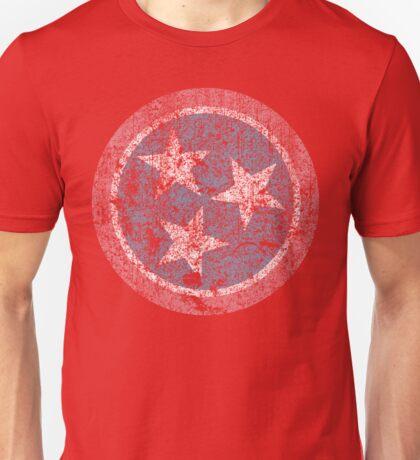 Vintage Tennessee Stars Unisex T-Shirt